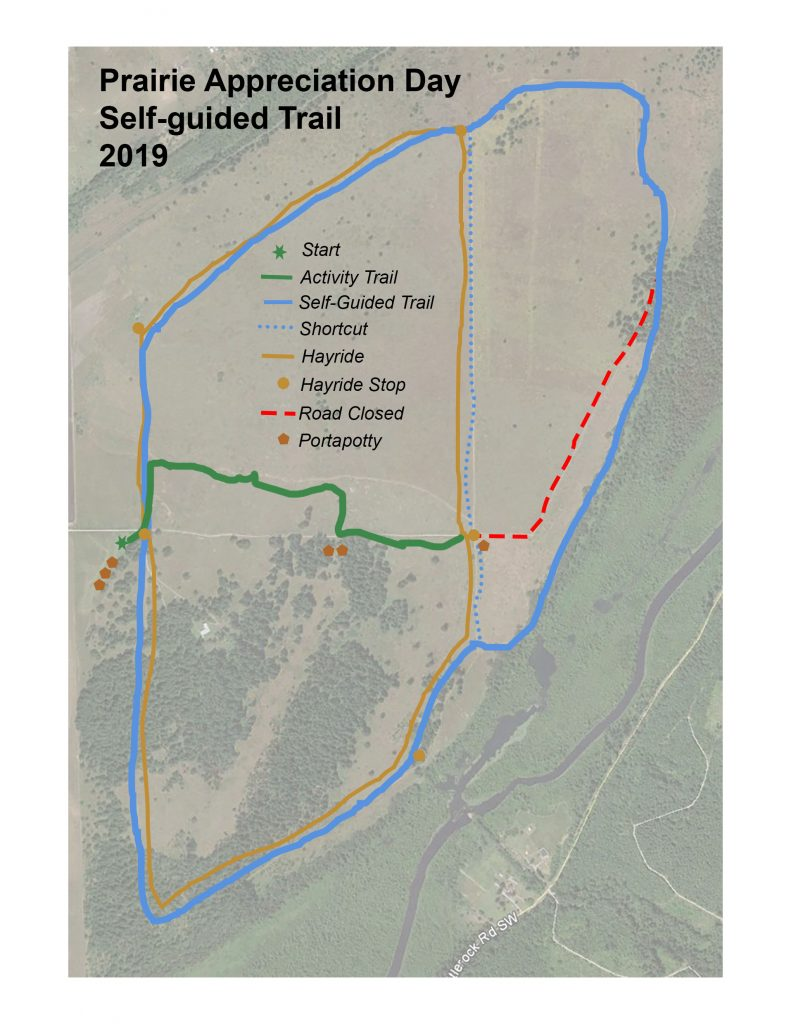 2019 Self Guided Trail